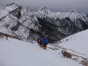 冬山(八ヶ岳)
