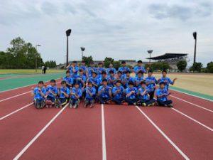 陸上部インターハイ予選 6種目で関東大会へ進出