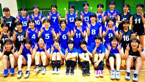 高校女子バレーボール部練習会開催のおしらせ