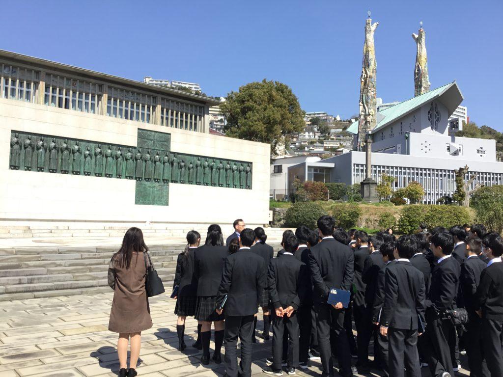九州へ修学旅行へ行ってきました