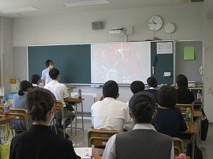第1回~第3回高校オープンキャンパス(授業体験/部活動体験)終了!!