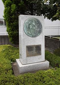 マルティン・ルター像